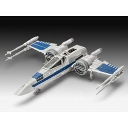 Star Wars Episodio VII Maqueta Build & Play con sonido X-Wing Fighter