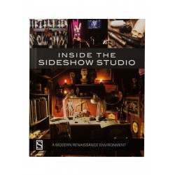 Sideshow Collectibles Libro Inside the Sideshow Studio A Modern Renaissance Environment