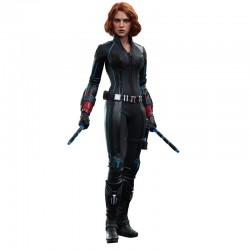 Los Vengadores La Era de Ultrón Figura Movie Masterpiece 1/6 Black Widow