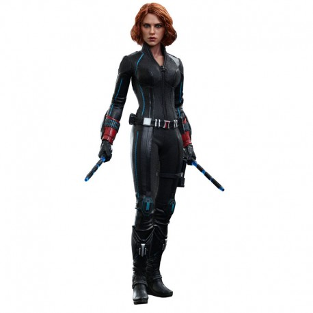 Avengers The Age of Ultron Figure Movie Masterpiece 1/6 Black Widow
