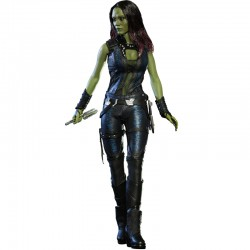 Guardianes de la Galaxia Figura Movie Masterpiece 1/6 Gamora