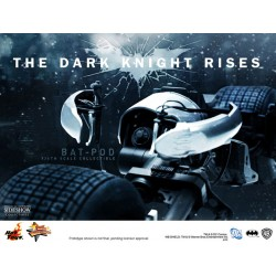Batman the dark knight rise vehículo movie masterpiece 1/6 bat pod