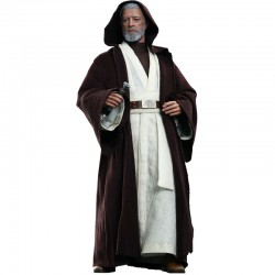 Star Wars Figure Movie Masterpiece 1/6 Obi-Wan Kenobi