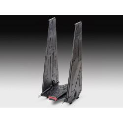 Star Wars Episodio VII Maqueta EasyKit Kylo Ren's Command Shuttle