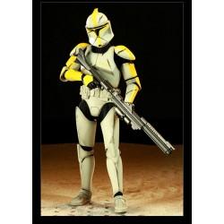 Star Wars figure Colne Commander SDCC 2011 exclusive version 30cm