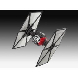Star Wars Episodio VII Maqueta Build & Play con luz y sonido Tie Fighter