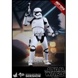 Star Wars Episodio VII Figura MMS 1/6 Stormtrooper primera Orden Líder de escuadrón Exclusiva