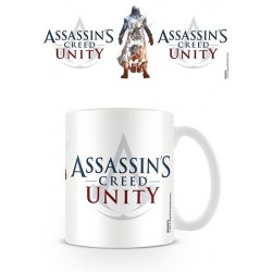 Assassin's Creed Unity Mug Color Logo