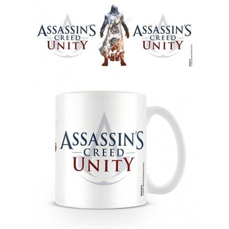 Assassin's Creed Unity Mug Color Logo