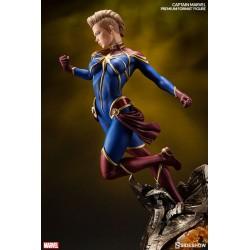 Marvel Estatua Premium Format 1/4 Captain Marvel