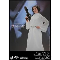Star Wars Figura Movie Masterpiece 1/6 Princesa Leia