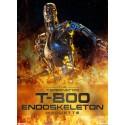 Terminator T-800 Maqueta Endoesqueleto