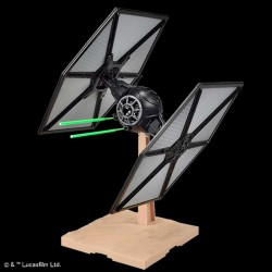 Star Wars Episodio VII Maqueta Tie Fighter Primera Orden