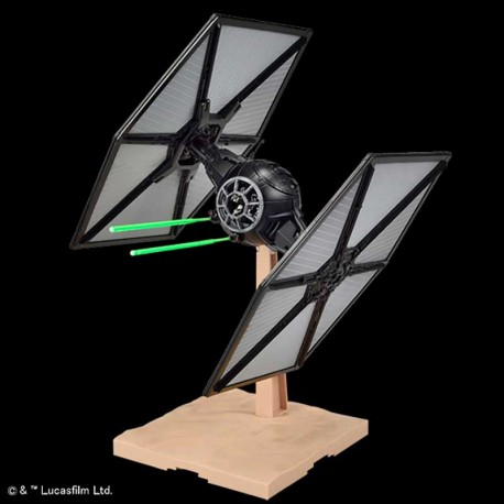 Star Wars Episodio VII Maqueta Tie Fighter Primera Orden