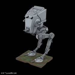 Star Wars Episodio VI Maqueta AT-ST
