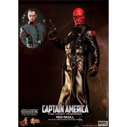 Captain America Movie Masterpiece Figure 1/6 Red Skull