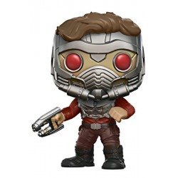 Guardianes de la Galaxia 2 POP! Marvel Vinyl Cabezón Star-Lord (Masked)