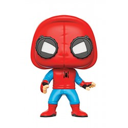 Spider-Man de regreso a casa POP! Marvel Vinyl Figura Spider-Man (Homemade Suit)