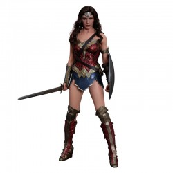 Batman v Superman Dawn of Justice Figure Movie Masterpiece 1/6 Wonder Woman