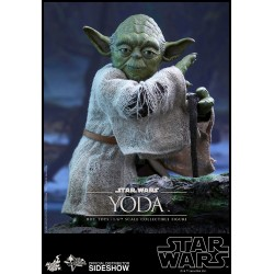 Star Wars Figura Movie Masterpiece 1/6 Yoda