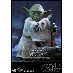 Star Wars Movie Masterpiece Action Figure 1/6 Yoda