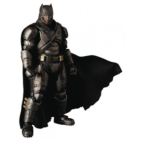 Batman v Superman El Amanecer de la Justicia Figura MAF EX Armored Batman