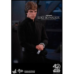 Star Wars Episodio V Figura Movie Masterpiece 1/6 Luke Skywalker