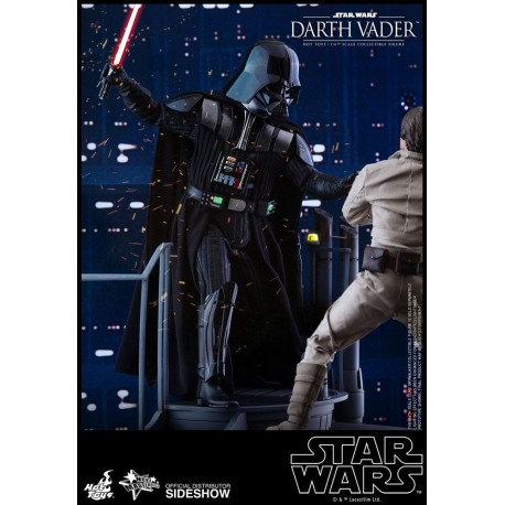 Star Wars Episode V Figura Movie Masterpiece 1/6 Darth Vader