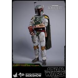 Star Wars Episode V Movie Masterpiece Action Figure 1/6 Boba Fett Deluxe Version