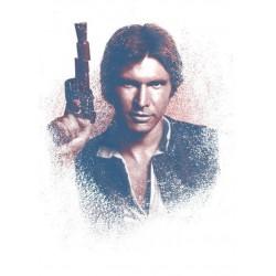 Star Wars Póster de metal Successors Collection Han Solo