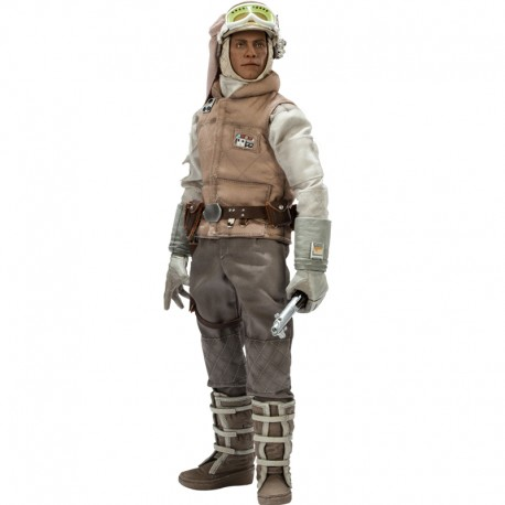 Star Wars Figure 1/6 Commander Luke Skywalker Hot