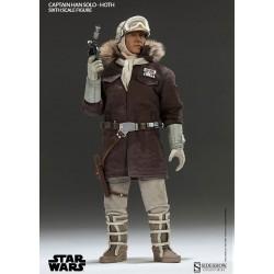 Star Wars Figura 1/6 Capitán Han Solo Hoth