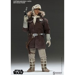Star Wars Figure 1/6 Captain Han Solo Hoth
