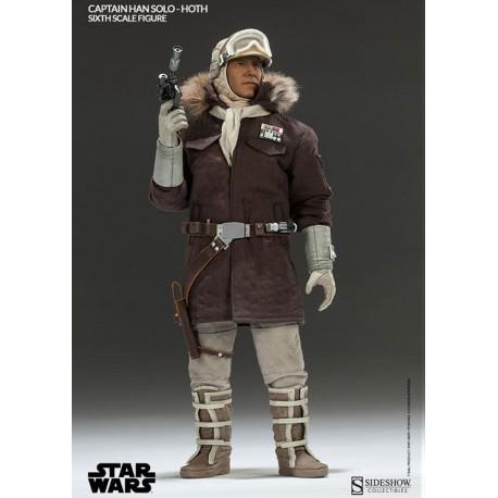 Star Wars Figure 1/6 Captain Han Solo Hoth