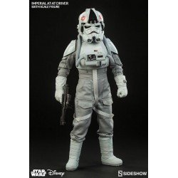 Star Wars Action Figure 1/6 Imperial AT-AT Driver