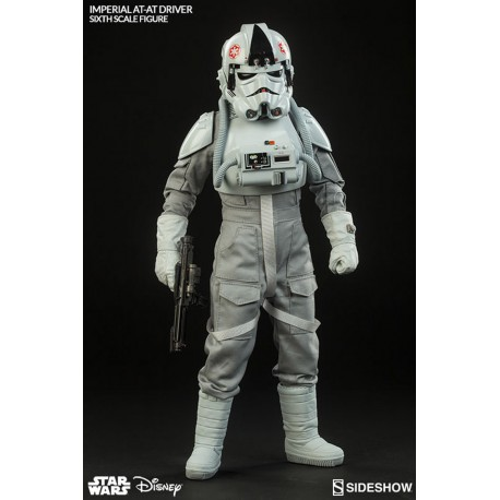 Star Wars Figure 1/6 Imperial AT-AT Driver
