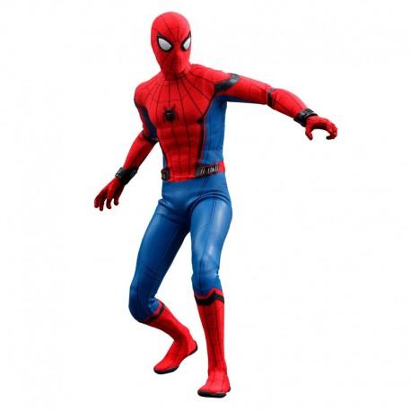 Spider-Man Homecoming Figura Movie Masterpiece 1/6 Spider-Man