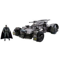 Justice League Ultimate Batmobile RC 1/10 Vehicle & Figure