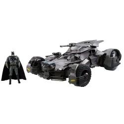 Justice League Ultimate Batmobile RC 1/10 Vehicle & Figure