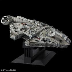 Star Wars Episode IV Perfect Grade Plastic Model Kit scale 1/72 Millennium Falcon