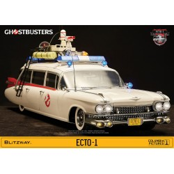 Ghostbusters Vehicle 1/6 ECTO-1 1959 Cadillac