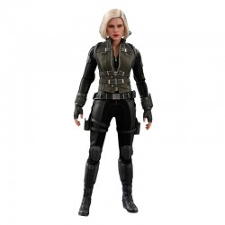 Avengers Infinity War Movie Masterpiece Action Figure 1/6 Black Widow