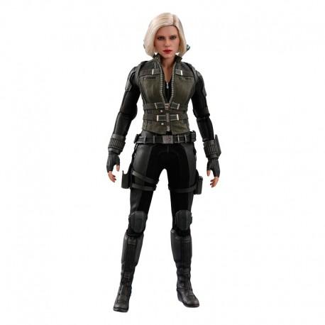 Avengers Infinity War Movie Masterpiece Action Figure 1/6 Black Widow