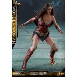 Liga de la Justicia Figura Movie Masterpiece 1/6 Wonder Woman