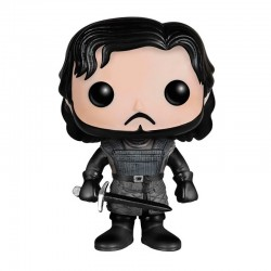 Games of Trones POP! Vinyl Figure Jon Snow Castle Black
