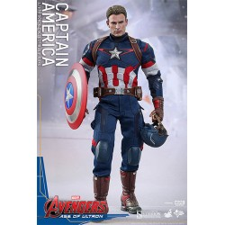 The Avengers Age of Ultron Figure Movie Masterpiece 1/6 Captain America
