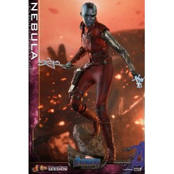 Avengers: Endgame Movie Masterpiece Action Figure 1/6 Nebula