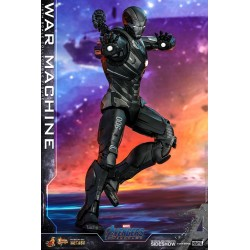 Avengers: Endgame Movie Masterpiece Series Diecast Action Figure 1/6 War Machine