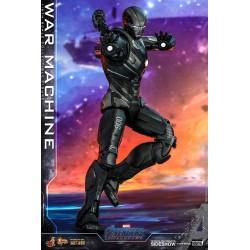 Vengadores: Endgame Figura Movie Masterpiece Series Diecast 1/6 War Machine
