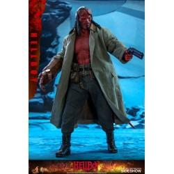 Hellboy Figura Movie Masterpiece 1/6 Hellboy